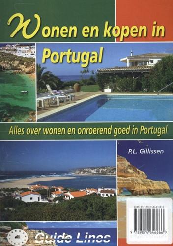 Wonen en kopen in Portugal -alles over wonen en onroerend goed in Portugal Gillissen, P.L.