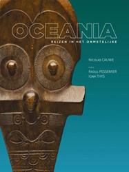 Oceania. Reizen in het Onmetelijke -Reizen in het onmetelijke Cauwe, Nicolas