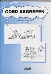 Goed Begrepen set 5 ex -begrijpend en studerend lezen voor groep 6 Mersbergen, Z. van