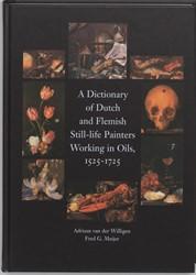 A dictionary of Dutch and Flemish still Willigen, A. van der
