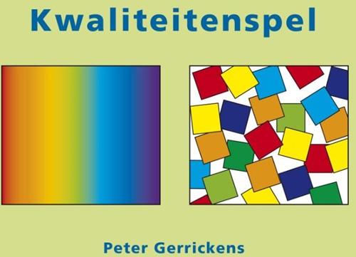 Kwaliteitenspel -educatief kaartspel Gerrickens, P.
