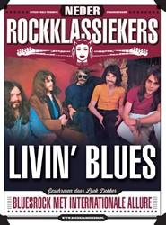 Rock Klassiekers Livin' Blues -bluesrock met internationale a llure Dekker, Loek