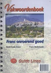 Vakwoordenboek -Nederlands-Frans / Frans-Neder lands Gillissen, P.L.