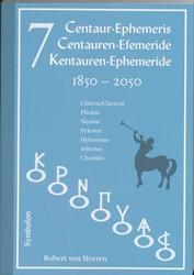 7 CENTAUREN-EFEMERIDE 1850-2050 (D-E-N) HEEREN, R. VON