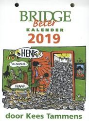 2019 Bridge Beter kalender Tammens, Kees