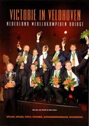 Victorie in Veldhoven -nederland wereldkampioen bridg e Cleeff, Jan van