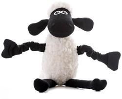 Shaun het schaap catapult knuffel 25cm (