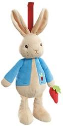 Peter Rabbit muziekdoos knuffel 28cm (4x