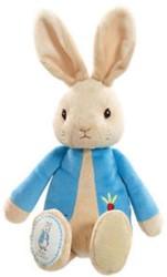 Peter Rabbit knuffel blauw 26cm (6x in v