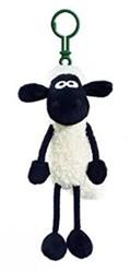 Shaun het schaap sleutelhanger 15cm (18X