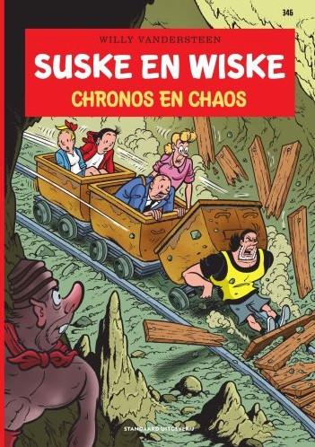 Chronos en chaos Vandersteen, Willy
