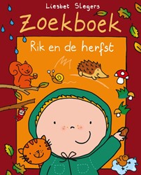 Rik Zoekboek Rik en de herfst Slegers, Liesbet