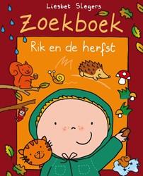 Zoekboek Rik en de herfst Slegers, Liesbet