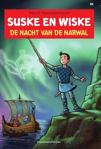 De nacht van Narwal Vandersteen, Willy