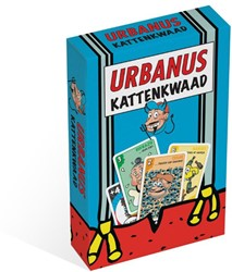 Urbanus Kattenkwaadspel -36 kaarten