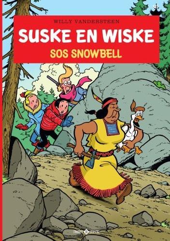 SOS Snowbell Vandersteen, Willy