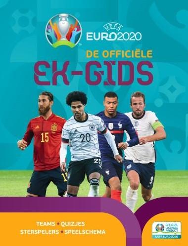 Euro 2020 Officiele EK gids Pettman, Kevin