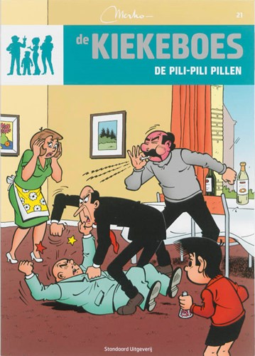 De pili-pili pillen Merho