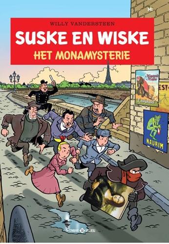 Het Monamysterie Vandersteen, Willy