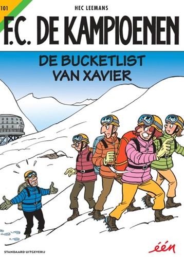 De bucketlist van Xavier Leemans, Hec