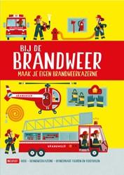 Bij de brandweer -maak je eigen brandweerkazerne