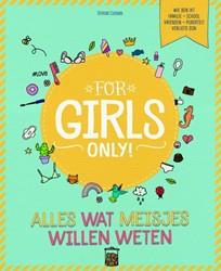 For Girls Only! Alles wat meisjes wi Clochard, Severine