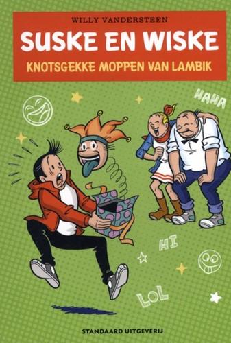 Knotsgekke moppen van Lambik Vandersteen, Willy