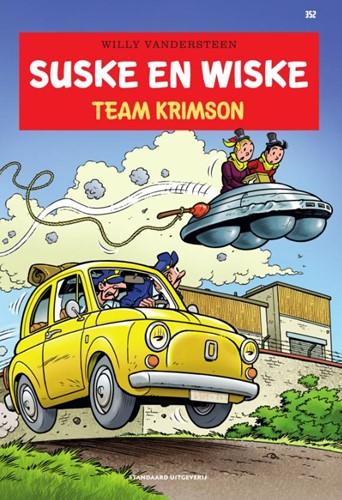Team Krimson Vandersteen, Willy