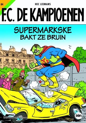 Supermarkske bakt ze bruin Leemans, Hec
