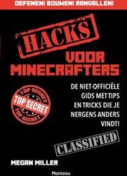 Minecraft Hacks voor minecrafters Miller, Morgan