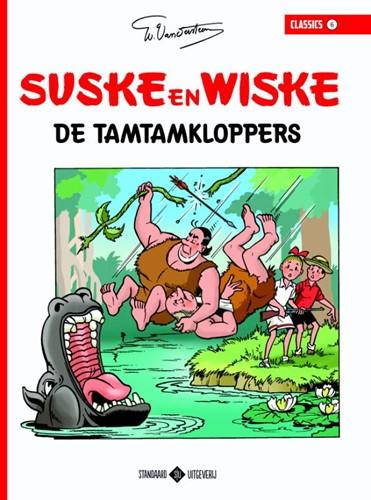 De Tamtamkloppers Vandersteen, Willy