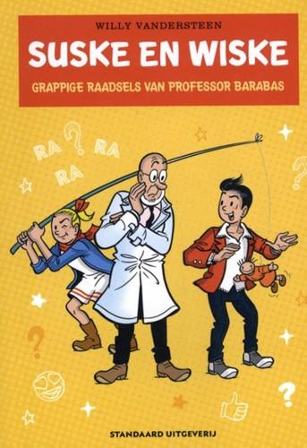 Grappige raadsels van Barabas Vandersteen, Willy