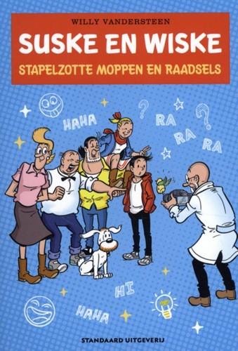 Moppen en raadsels Vandersteen, Willy