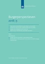 Burgerperspectieven -Kwartaalbericht van het Contin u Onderzoek Burgerperspectieve Ridder, Josje den