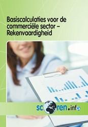 Basiscalculaties voor de commerciele sec -rekenvaardigheid Lockefeer, E.