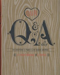*Our Q and A a Day -3-Year Journal for 2 People
