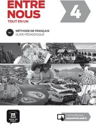 Entre nous 4 Guide pedagogique