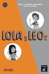 Lola y Leo 2 - Libro del profesor -docentenhandleiding