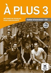 A plus 3 -cahier d'exercices + CD