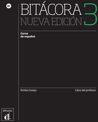 Bitacora 3 Nueva edicion - Libro del pro