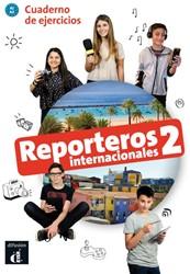 Reporteros Internacionales 2, libro de e