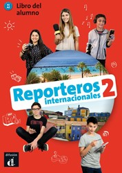 Reporteros Internacionales 2, libro del