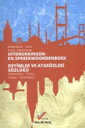 Uitdrukking- en spreekwoordenboek -deyimler ve atasozleri sozl? ?gu Kiris, M.