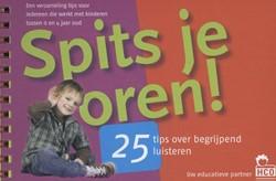 25 TIPS: SPITS JE OREN! -EEN VERZAMELING TIPS VOOR IEDE REEN DIE WERKT MET KINDEREN TU STRELITSKI, K.
