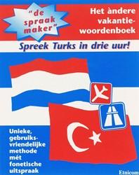 De spraakmaker -het ander vakantiewoordenboek Kiris, M.