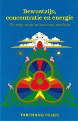 Bewustzijn, concentratie en energie -de weg naar succesvol werken Tarthang Tulku