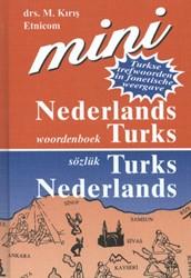 MINI WOORDENBOEK NEDERLANDS-TURKS - TURK -woordenboek; sozluk Kiris, Mehmet