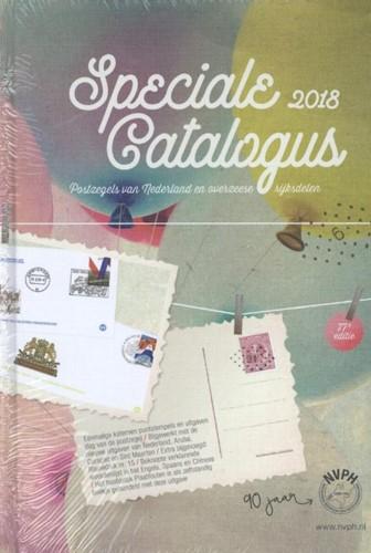 Speciale Catalogus 2018 -postzegels van Nederland en ov erzeese rijksdelen