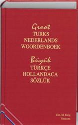 Groot Turks-Nederlands Woordenboek -buyuk Turkce-Hollandaca S? ?zluk KIRIS, M.