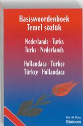 Basiswoordenboek Nederlands-Turks/Turks- Kiris, M.